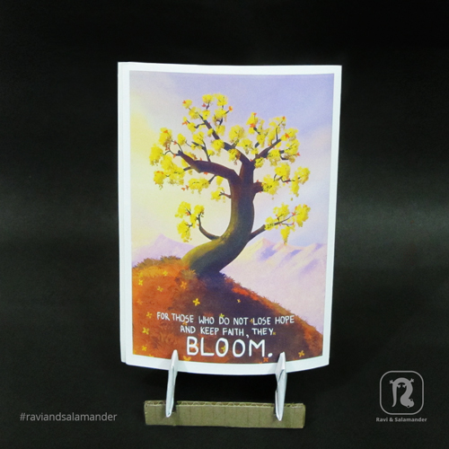 Product image for the comic 'Bloom'.